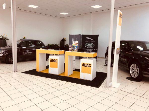 ADAC Vertriebsagentur Marita Günther im Autohaus
