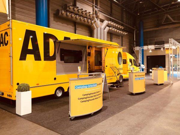 ADAC informiert über Camping Möglichkeiten bei Urlaubsreisen